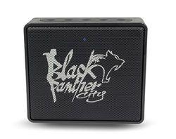 Blackpanthercity b-small Black luidspreker Bluetooth 3 W voor tablet/smartphone