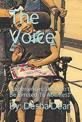 """The Voice: """"Experiences Shouldn't Be Limited To Abilities!"""""""