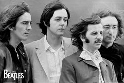 Empire 81780 Beatles, The - Fab Four - Muziekposter druk - 91,5 x 61 cm