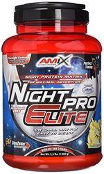 Amix Nightpro Elite 1 Kg Vainilla 1000 g