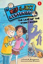 The Case of the Stinky Socks (Book 1) (Milo & Jazz Mysteries)