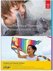 Photoshop Elements 2020 & Premiere Elements 2020 Estudiante y profesor | Mac | Código de activación Mac enviado por email