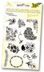 Folia 30113 - Bloemen Variostempel