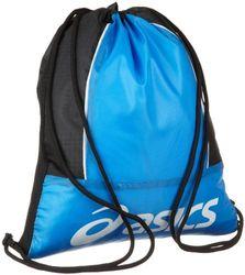 ASICS Unisex-Erwachsene Team Cinch Tasche, Unisex, Royal-Black, Einheitsgröße