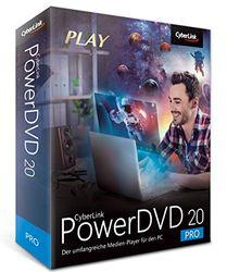 CyberLink PowerDVD 20 Pro. Für Windows 7/8/10