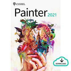 Corel Painter 2021 | Upgrade | 1 Dispositivo | Mac | Código de activación Mac enviado por email