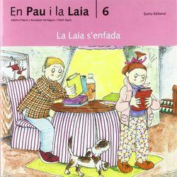 La Laia s'enfada (Prim. Llengua)
