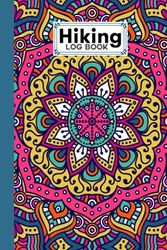 """Hiking Logbook: Hiking Journal for Mountain Climbing and Hiking Enthusiasts, Hiking Log Book, Hiking Gifts 