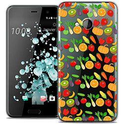 Beschermhoes voor HTC U Play, ultradun Foodie Healthy