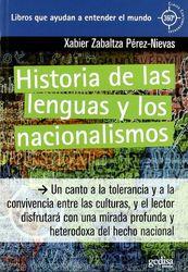 Historia de las lenguas y los nacionalismos (360º / Claves Contemporáneas)