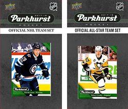 C & I Collectables NHL Winnipeg Jets 17WJETSTS Herren Sport-bezogene Sammelkarten, Braun, Einheitsgröße