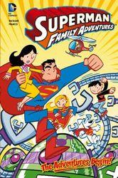 The Adventures Begin! (Superman Family Adventures)