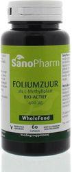 SanoPharm Foliumzuur - 60 capsules