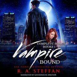 Vampire Bound: Complete Series, Books 1-4