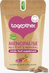 Together / Menopauze Multi - 60 capsules - 2 per dag