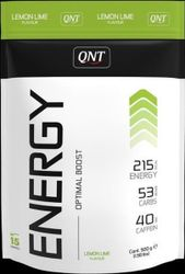 QNT Energy Powder (900g) - Lemon/Lime