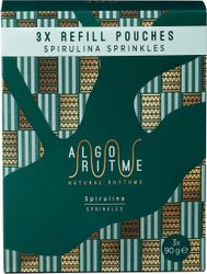 Spirulina sprinkles refill pouches 3x90 g (270 g)