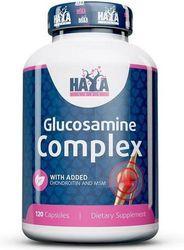 Glucosamine Chondroitin & MSM Haya Labs 120caps