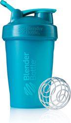 BlenderBottle Classic met oog - Eiwitshaker / Bidon - 590ml - Fullcolor Teal