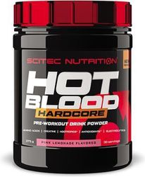 Scitec Nutrition - Hot Blood Hardcore (Pink Lemonade - 375 gram)