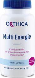 Orthica Multi Energie (multivitaminen) - 60 softgels