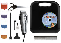 Wahl - Pet Pro Complete Grooming Kit - Black and Silver