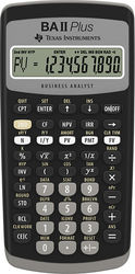 Texas Instruments - BA-II Plus Adv. Financial Calculator