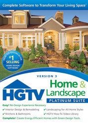 Nova - HGTV Home & Landscape Platinum Suite Version 3 - Windows
