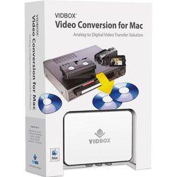 VIDBOX - Video Conversion for Mac - Black/White