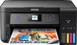 Epson - Expression EcoTank ET-2750 Wireless All-in-One Inkjet Printer - Black