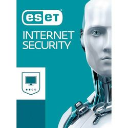 ESET - Internet Security (3-Devices) (1-Year Subscription) - Windows