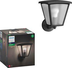 Philips - Hue White Inara Outdoor Lantern - Black
