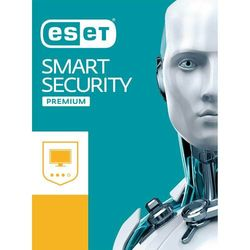 ESET - Smart Security® Premium 1-Device 1-Year Subscription - Windows