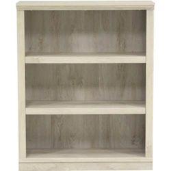 Sauder - Select Collection 3-Shelf Bookcase - Chalked Chestnut