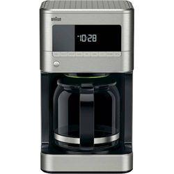 Braun - BrewSense 12-Cup Coffee Maker - Stainless Steel