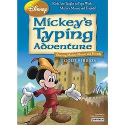 Individual Software - Disney Mickey's Typing Adventure Gold - Windows