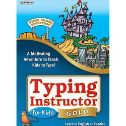 Individual Software - Typing Instructor for Kids Gold - Windows