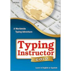 Individual Software - Typing Instructor Gold - Windows