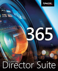 Cyberlink - Director Suite 365 (1-Device) (1-Year Subscription) - Windows