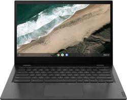 "Lenovo - S345-14AST 14"" Touch-Screen Chromebook - AMD A6-Series - 4GB Memory - AMD Radeon R5 - 32GB eMMC Flash Memory - Platinum Gray"