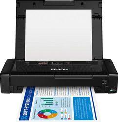 Epson - WorkForce WF-110 Wireless Inkjet Printer