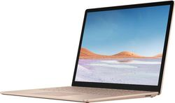 """Microsoft - Surface Laptop 3 - 13.5"""" Touch-Screen - Intel Core i7 - 16GB Memory - 256GB Solid State Drive - Sandstone"""
