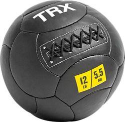 TRX - 12-lb. Medicine Ball - Black