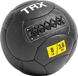 TRX - 8-lb. Medicine Ball - Black