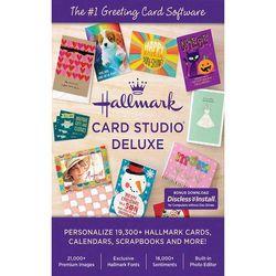 Hallmark - Card Studio Deluxe - Windows