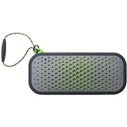 Boompods - Blockblaster Portable Bluetooth Speaker - Gray Green