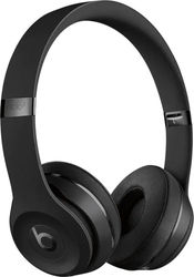 Beats by Dr. Dre - Solo³ The Beats Icon Collection Wireless On-Ear Headphones - Matte Black