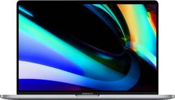 """Apple - MacBook Pro 16"""" Display with Touch Bar - Intel Core i9 - 16GB Memory - 2TB SSD - Space Gray"""