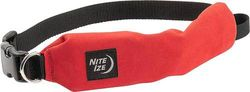 Nite Ize - Raddog All-In-One Collar with Leash Medium - Red