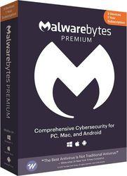 Malwarebytes - 4.0 Premium (5-Devices) - Android, Mac, Windows